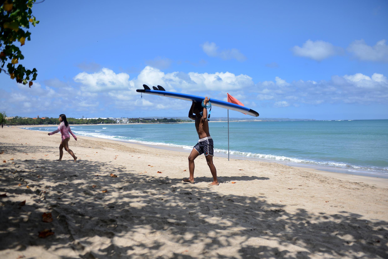 A ilha de Bali ficará fechada para turistas estrangeiros até 2021.