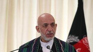 Shugaban Afghanistan, Hamid Karzai