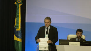 Leilão do pré-sal realizado na sexta-feira (27) pela Agência Nacional do Petróleo, Gás Natural e Biocombustíveis (ANP), no Rio de Janeiro