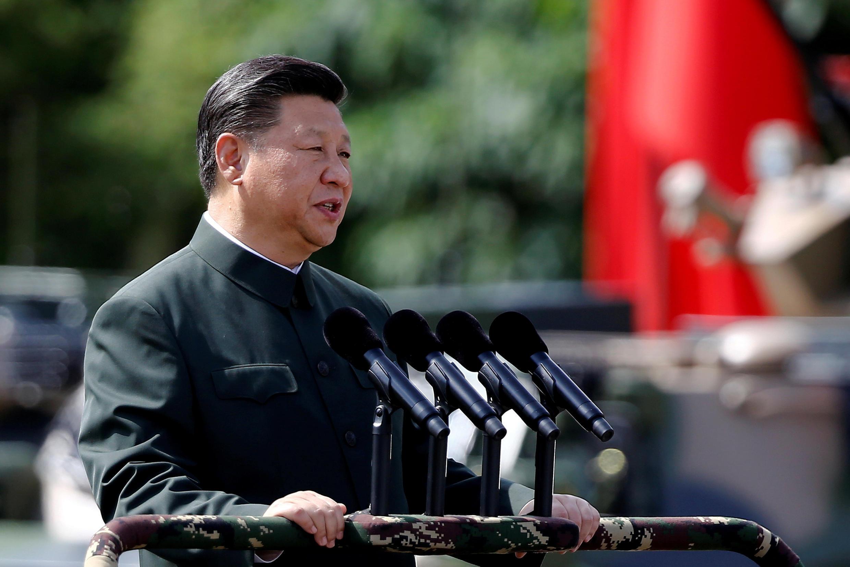 Shugaban China mai masaukin baki,  Xi Jinping