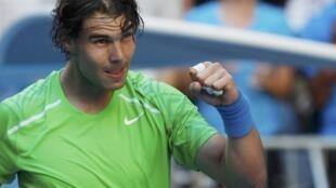 Mcheza tennesi namba mbili kwa ubora, Rafael Nadal