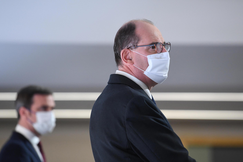 PM francês, Jean Castex, critica atrasos dos laboratórios na distribuição das vacinas anti-Covid