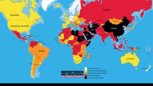 По версии «Репортеров без границ», ситуация со свободой прессы в России в 2016 году оценивается как тяжелая.