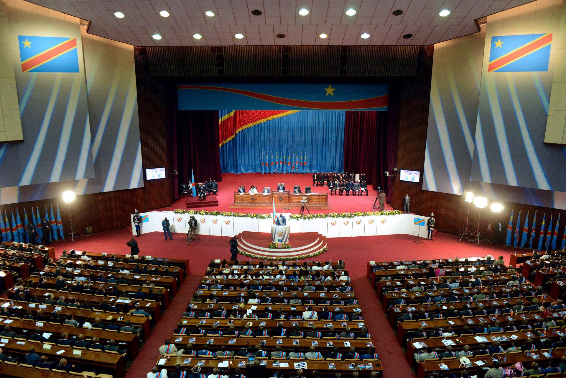 L'Assemblée nationale congolaise fait sa rentrée ce mardi 15 septembre.