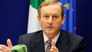 Fraiministan kasar Ireland Enda Kenny