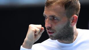 Britain's Dan Evans won his first ATP Tour final