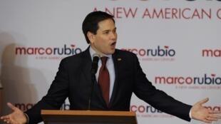 Seneta kijana Marco Rubio ajiondoa katika mbio za kusaka tiketi ya kuwania urais kupitia chama cha Republican.