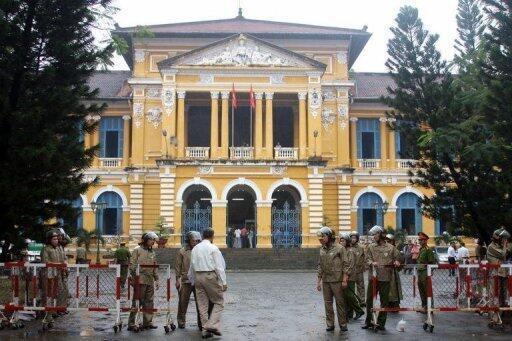 Tòa án Nhân dânThành phố Hồ Chí Minh