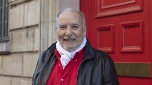 BEN JELLOUN Tahar Photo Francesca Mantovani (c) Editions Gallimard 5675