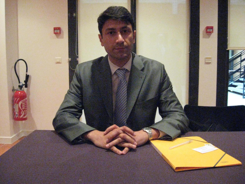 Табиб Хусейнов, представитель азербайджанской общины Нагорного Карабаха