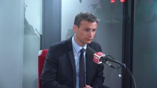 Frédéric Potier sur RFI le 18 mars 2018.