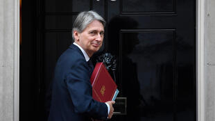 Le ministre des Finances britannique, Philip Hammond.