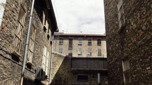 La maison d'arrêt de Fresnes.