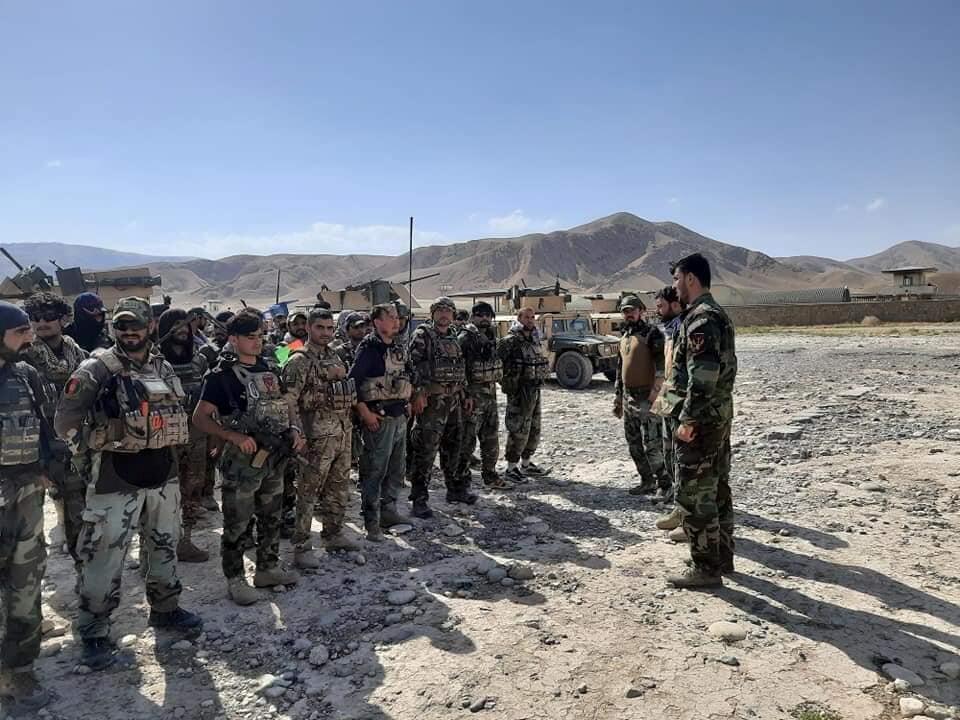 Taliban ta zafafa hare-harenta kan sojojin Afghanistan
