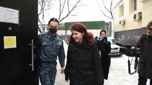 Kira Yarmysh porte parole navalny