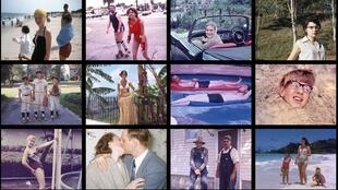 Planche de photographies - The Anonymous Project.