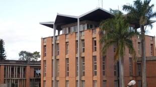 University of Antananarivo in Madagascar