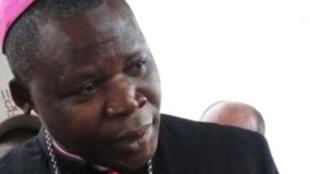 L'archevêque de Bangui, en RCA, Mgr Dieudonné Nzapalainga.