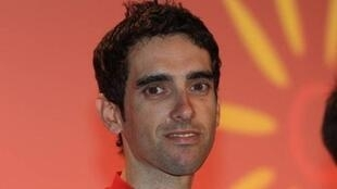 Daniel Navarro, le coureur de Cofidis.