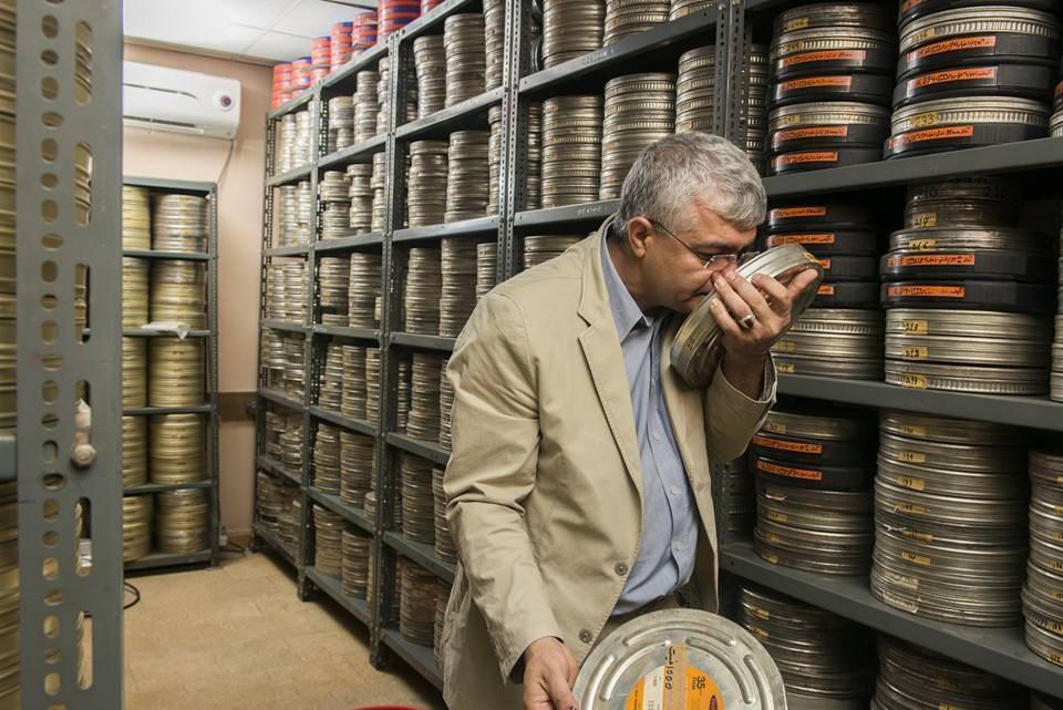 """انتقال آرشیو """"افغان فیلم"""" به ارگ ریاست جمهوری"""