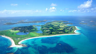 Tresco is one of the five inhabited islands of the Isles of Scilly.
