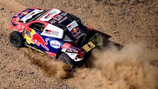 Nasser al-Attiyah - Toyota - Rali Dakar - Rallye - Todo-o-terreno - Desporto - Arábia Saudita