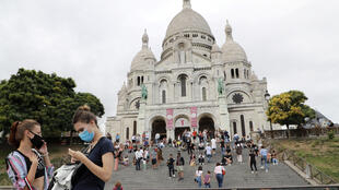 France announced face masks would be compulsory throughout Paris and inner suburbs as it looks to fend off a fresh spike in new virus infections