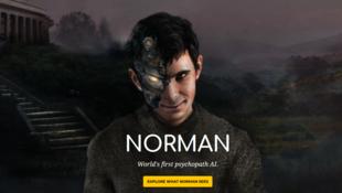 Le programme est inspiré du personnage Norman Bates du film «Psychose».