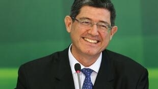 """Joaquim Levy fue apodado de """"manos de tijeras"""" por su apego a la austeridad."""