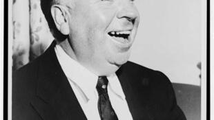 Alphred Hitchcock, 1954.