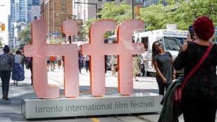 Le 44e Festival international du film de Toronto (TIFF) à Toronto, Ontario, Canada, le 5 septembre 2019.