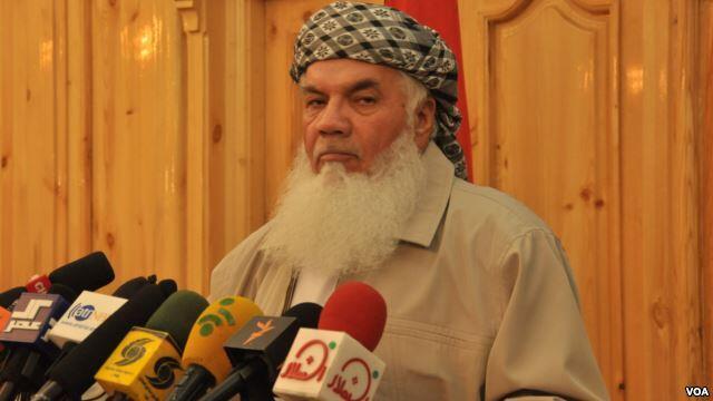 محمد اسماعیل خان، فرمانده پیشین جهادی افغان