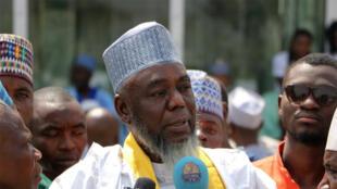 Dan majalisar dattijan Najeriya mai wakiltar jihar Zamfara, Sanata Saidu Muhammed Dansadau.