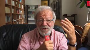Jean Philippe Béjat, directeur de recherche émérite au CNRS et aux séries Sciences-Po, spécialiste de la politique Chinoise.