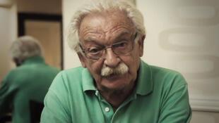 Captura de pantalla del vídeo 'Memorias del exilio - Antonio Seguí', de María Bagnat.