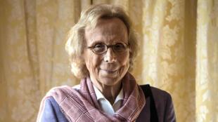 L'écrivaine et philosophe Elisabeth de Fontenay, lauréate du prix Femina Essai 2018 pour «Gaspard de la nuit» (Stock).