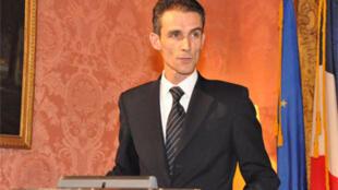 فیلیپ لالیو، سخنگوی وزارت خارجه فرانسه