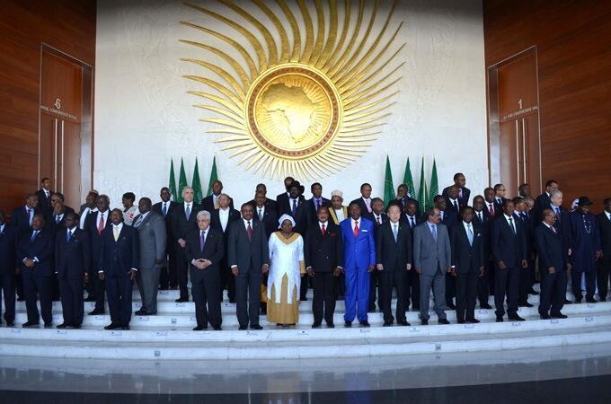 Mkutano wa Umoja wa Afrika AU ambao ulishuhudia Viongozi wa SADC na UN wakishindwa kuafikiana kwenye suala la kusaka suluhu ya Mashariki mwa DRC
