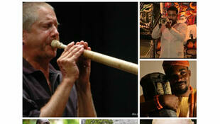 Pascal Schaer, Jean Caze (Wespé pou Ayiti), Jah Baba, James Germain, Baba Konaté, Ian Gordon-Lennox.