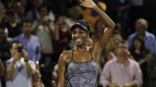 Venus Williams is a three time champion at the Miami Open.