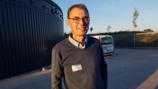 Benoît Dudant, responsable du service bâtiments, équipements, énergie et machinisme à la Chambre d'Agriculture Nord-Pas de Calais.
