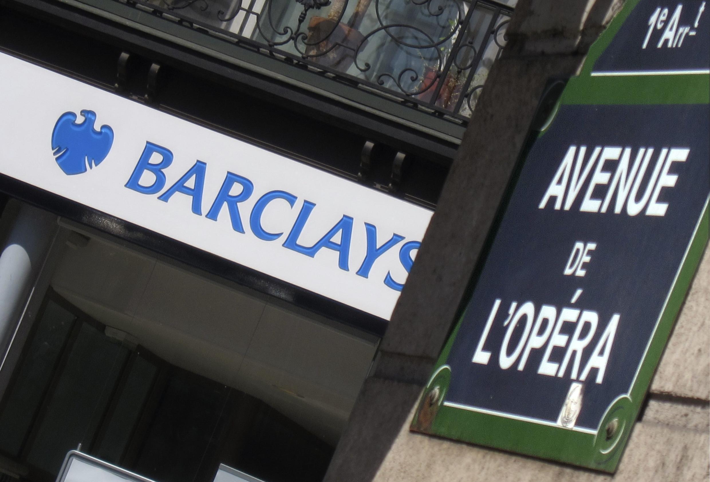Filial do Barclays em Paris, banco acusado de deliberadamente manipular a taxa Libor.