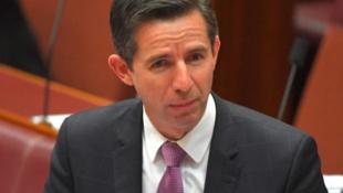 澳大利亚贸易部长伯明翰资料图片