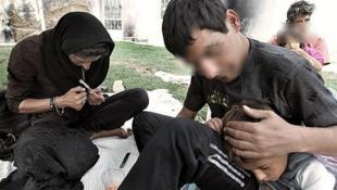 اعتیاد کودکان در ایران