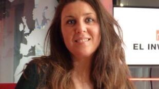 Irène Martinez-Mulero, defensora de migrantes y mujeres maltratadas en Francia