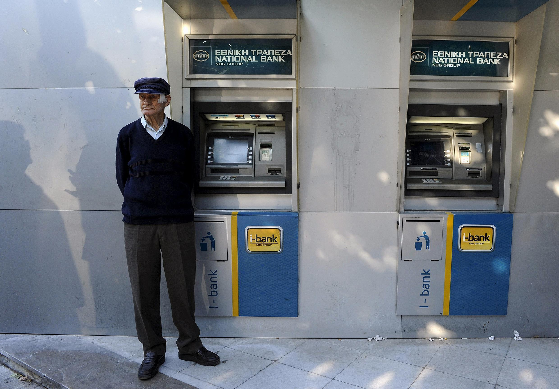 В Греции прекратили работу банки. 29/06/2015