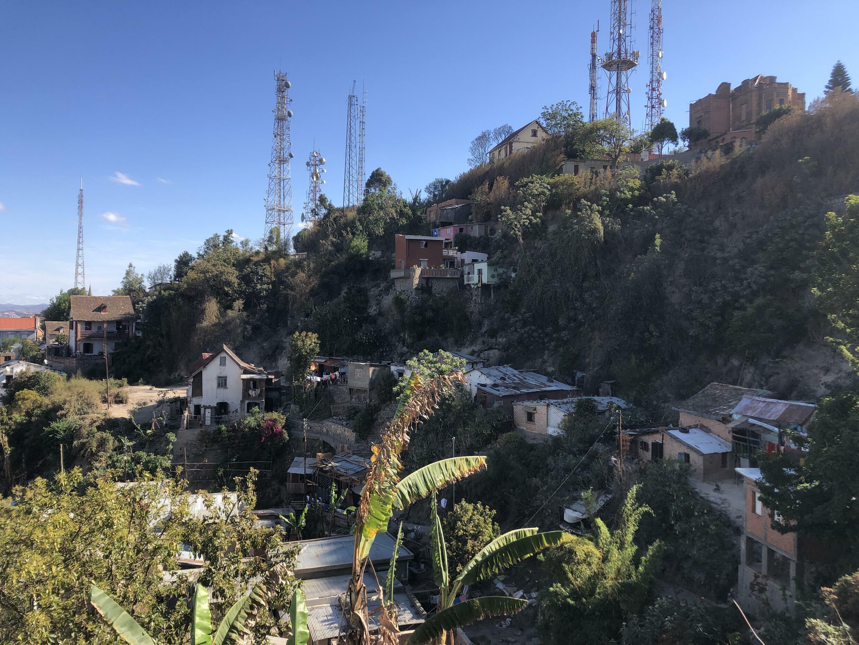 haute ville antananarivo