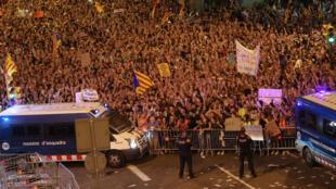 Jama'ar yankin Catalonia da ke neman ballewa daga Spain