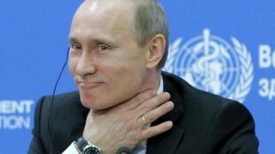 Владимир Путин (архив)
