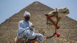 Egypt's tourism industry has been hard hit by the coronavirus pandemic
